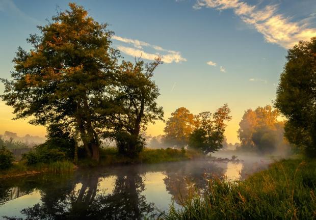 Rzeka Gwda