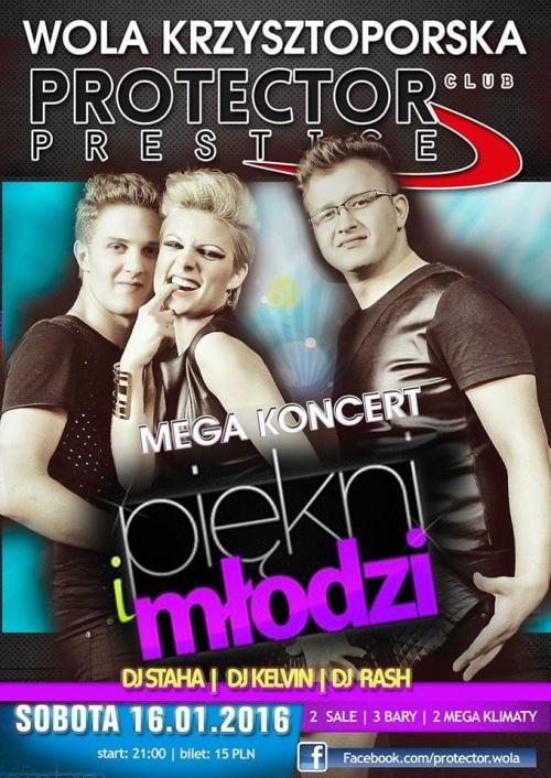 DJ Staha - Protector Wola Krzysztoporska 16.01.2016