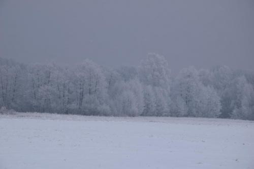 konkretna zima kocham takie widoki
