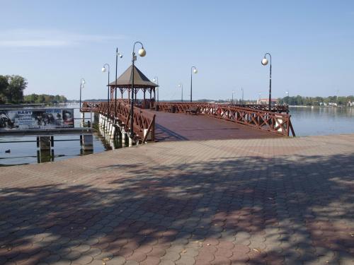 Ostróda-jezioro Drwęckie