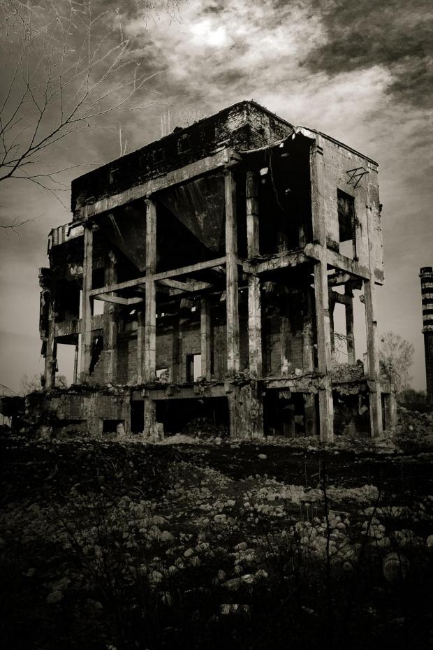#ruiny #budynek #architektura