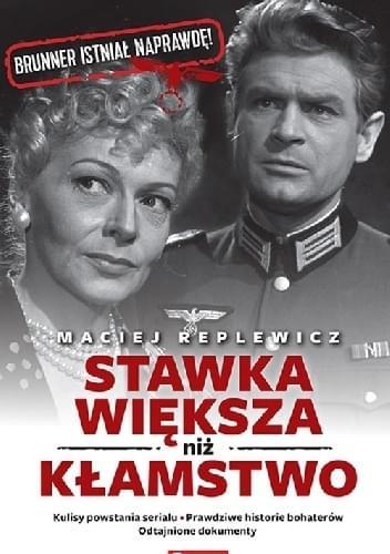 Maciej Replewicz - Stawka większa niż kłamstwo