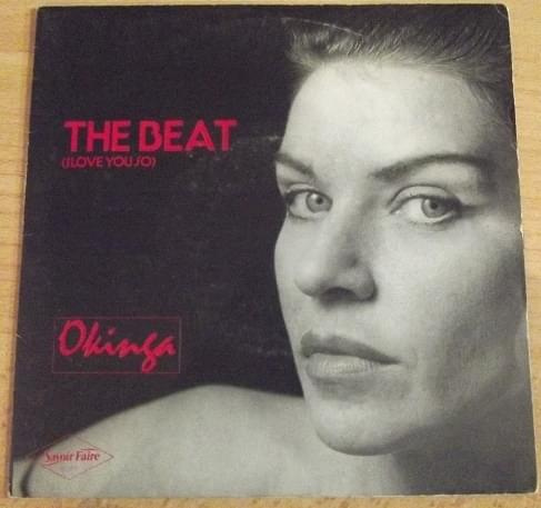 Okinga ‎- The Beat (I Love You So) 12