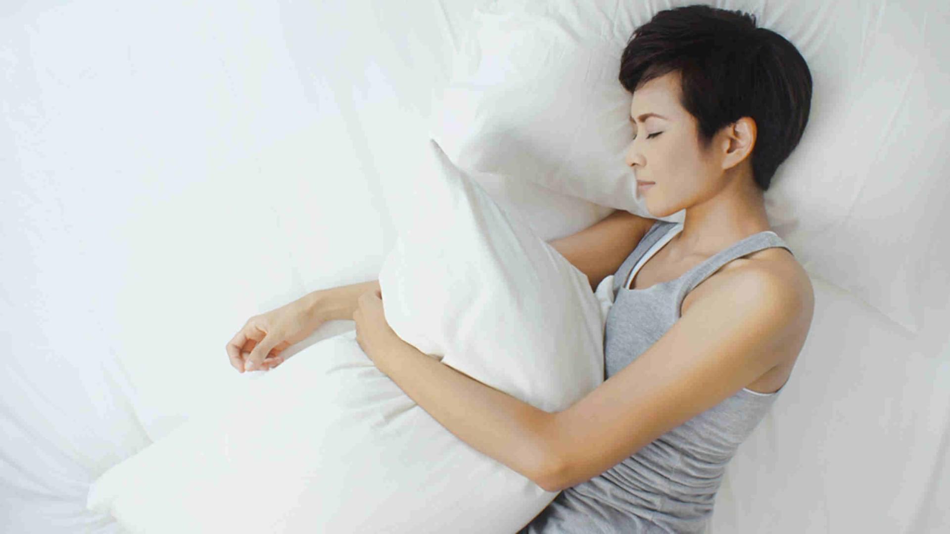 Zapach na poduszce ukoi do snu