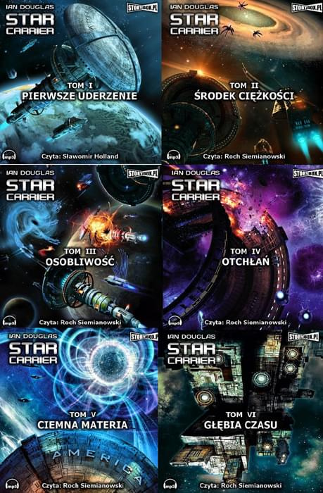 Ian Douglas - Star Carrier 1-6 [Audiobook PL]