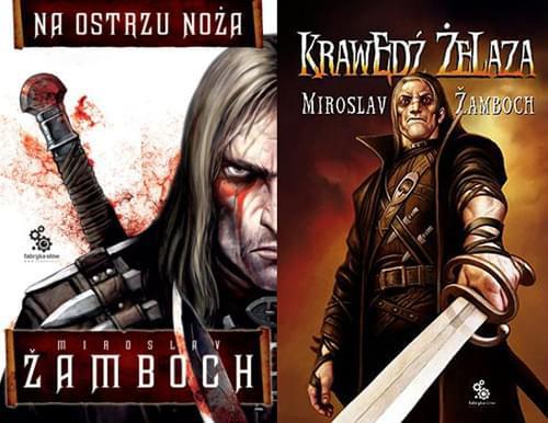 Miroslav �amboch - cykl Koniasz cz.1 i 2 (4 tomy)