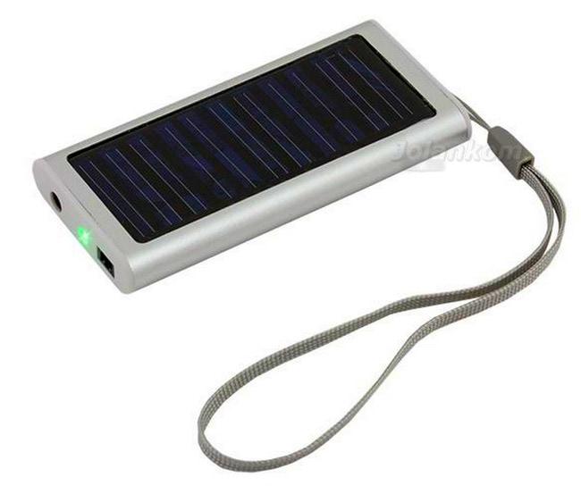 Ładowarka solarna z 8 końcówkami Prodekol
