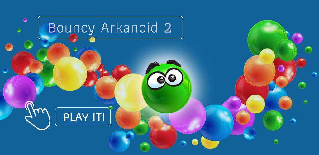 [Darmowa] Bouncy Arkanoid 2